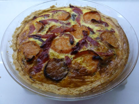 Antipasti Quiche