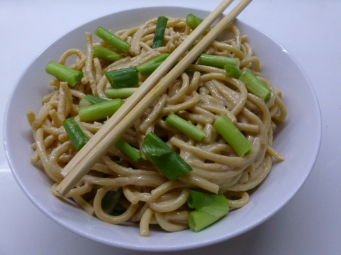 East Meets East Noodle Salad